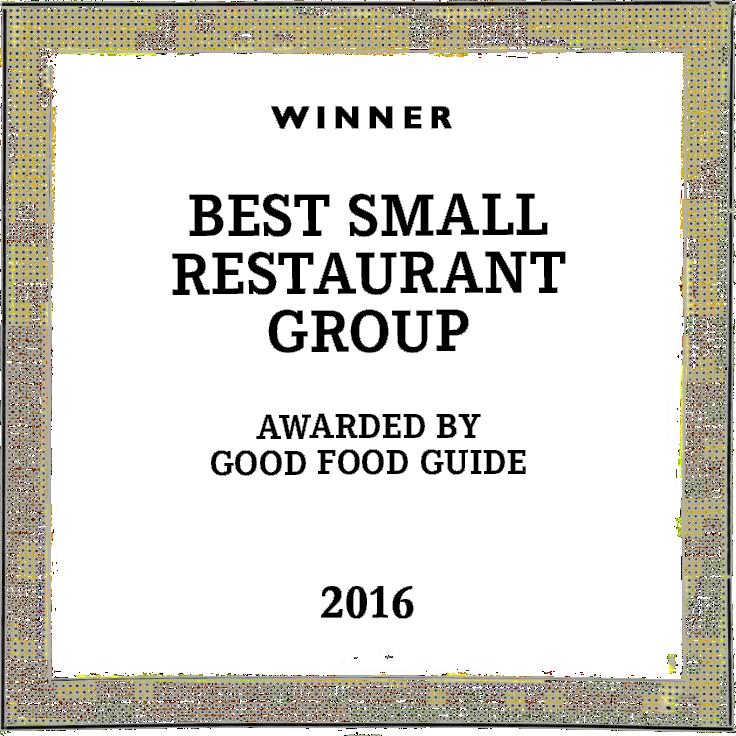 Best Small Restaurant Group